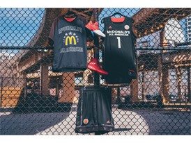 adidas McDonald's All American Games Boys Uniform 1