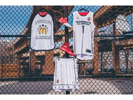 adidas McDonald's All American Games Boys Uniform 3