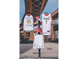 adidas McDonald's All American Games Boys Uniform 4