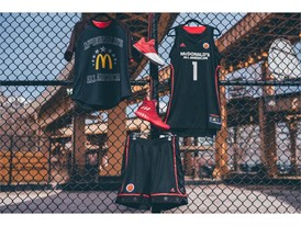 adidas McDonald's All American Games Girl's Uniforms 1