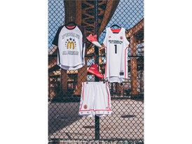 adidas McDonald's All American Games Girl's Uniforms 4
