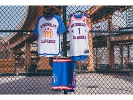 adidas McDonald's All American Games Jam Fest Uniforms 1