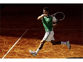 PR French Open SS17 French Open Dominik Thiem Action 04