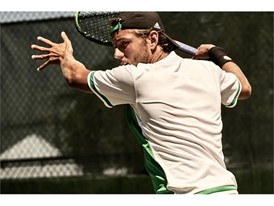 PR French Open SS17 French Open Lucas Pouille Action 05