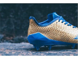 "adidas Football adizero 5-Star 6.0 ""Gold Pack"" Royal Blue 3"