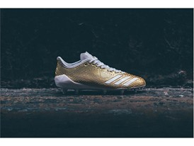 "adidas Football adizero 5-Star 6.0 ""Gold Pack"" White 2"