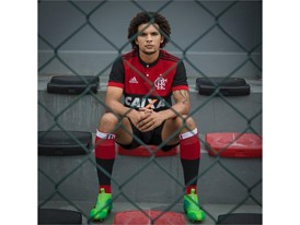 Flamengo Home Jersey 01