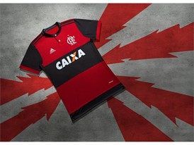 Flamengo Home Jersey 08