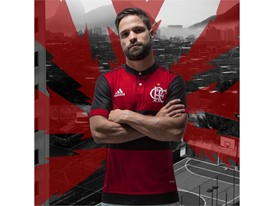 Flamengo Home Jersey 10
