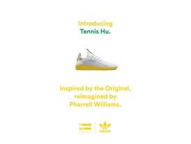 adidas Hu Tennis ICONS Vertical 3