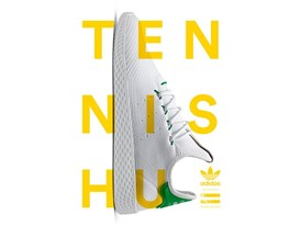 adidas Originals Pharrell Williams Tennis Hu 1