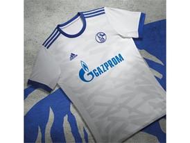 FC Schalke 04 Away Jersey 17 18 02