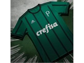 Palmeiras Home Jersey 01