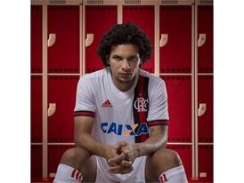 Flamengo Camisa 2 Arão