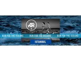 ADIDAS x PARLEY RUN FOR THE OCEANS 10 HAZİRAN'DA BÜYÜKADA'DA