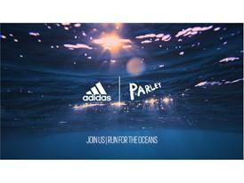 adidas x Parley Run for the Oceans, la primera carrera mundial para salvar los océanos estés donde estés