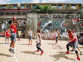 AS1 Kickz x adidas Court:  Berlin hat eine neue Basketball-Location