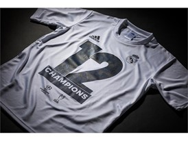 """2017 UCL Champion T-shirt"" TOP"