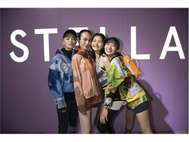 adidas by Stella McCartney previews Fall/Winter 2017 collection in Tokyo