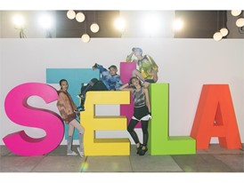 adidas by Stella McCartney previews Fall/Winter 2017 collection at the first Stella¹s World presentation in Tokyo