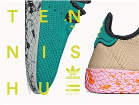 adidas Originals = PHARRELL WILLIAMS Tennis Hu Part II