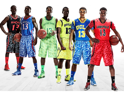 Image : adidas_NCAA Uniforms
