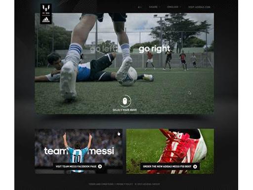 'team messi' app