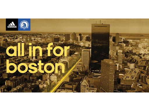 Boston Marathon Banner