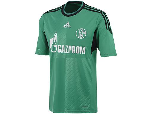 Schalke Third Jersey Front