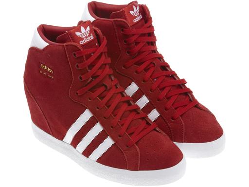 Adidas Sneaker Wedge Heel Shoes