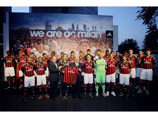 We are AC Milan