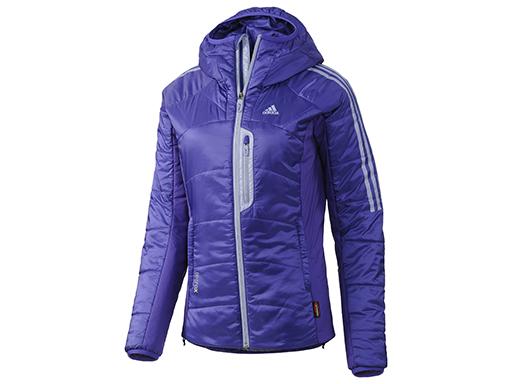 adidas W Terrex Ndo sphere Jacket Blast Purple