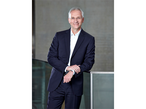 Roland Auschel, Executive Board, adidas AG