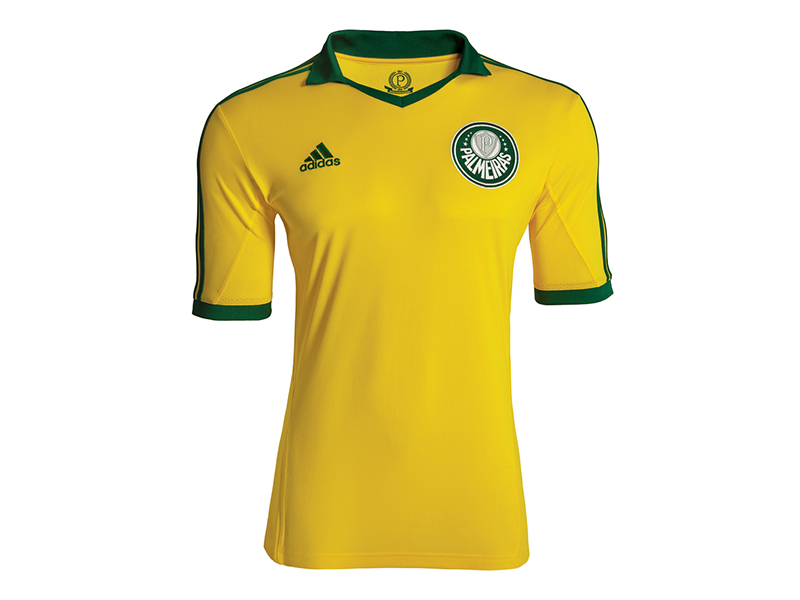 Nova 3ª camisa Palmeiras