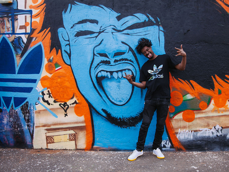 adidas Originals Unite Joburg featuring Danny Brown 8