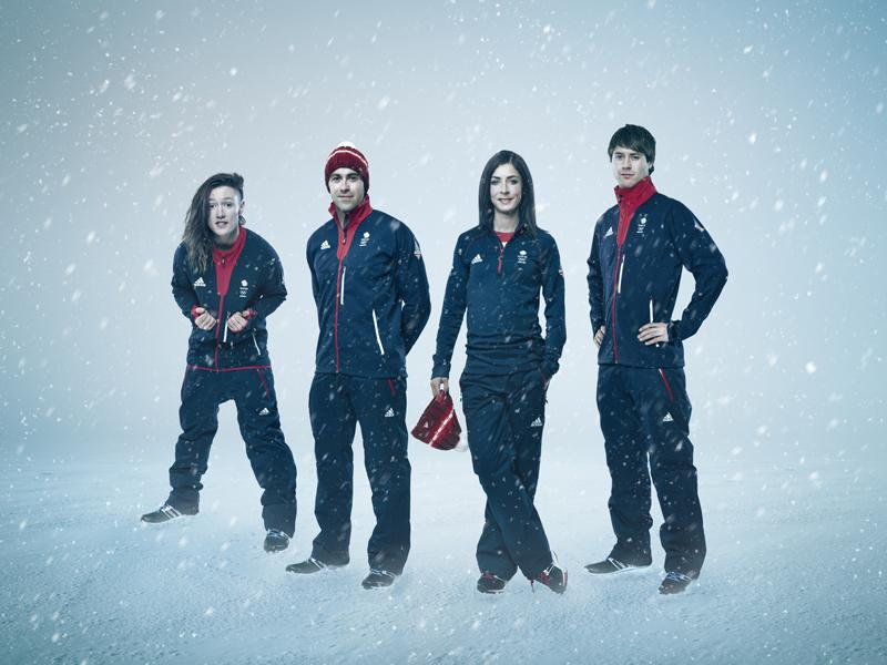Team GB Sochi 3