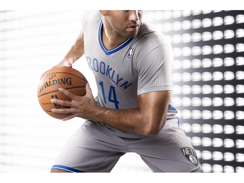 adidas Brooklyn Home Alternate Uniform 3