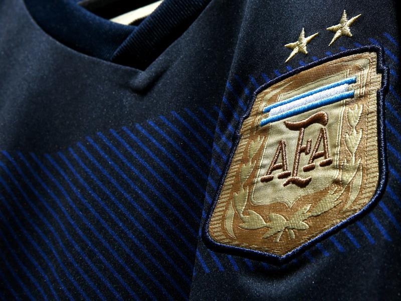 Argentina Fed Kit Away 7