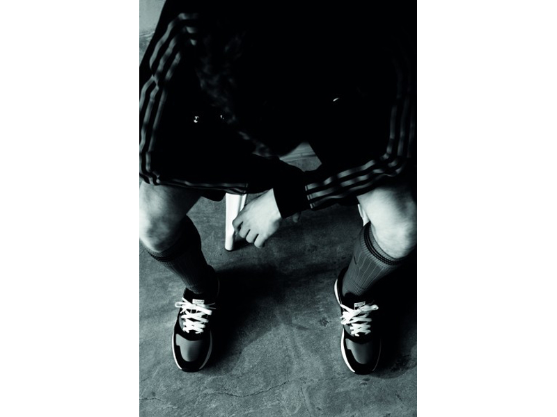 adidas Orginals by 84-Lab footwear lookbook