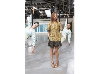 adidas by Stella McCartney presents the new Spring/Summer 2014 collection during London Fashion week