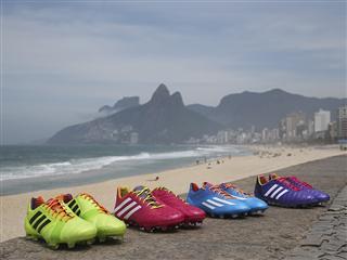Colecția Samba pentru Cupa Mondială FIFA 2014