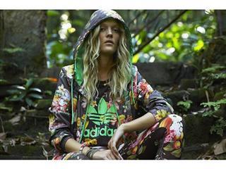 Новая коллекция adidas Originals и The FARM Company сезона осень-зима 14/15