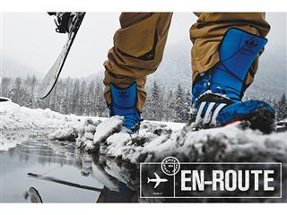 adidas Snowboarding präsentiert den zweiten Teil der Nomad Series