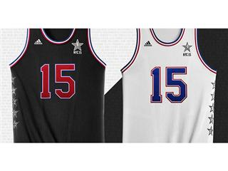 adidas e NBA svelano le divise per l'All Star Game 2015