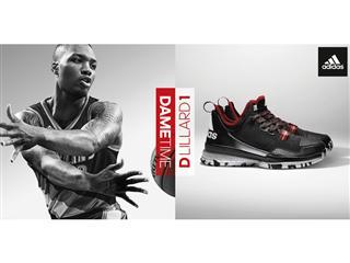 Дэмиан Лиллард и adidas представляют новые кроссовки D LILLARD 1