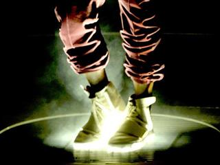 Kanye West Debuts New adidas Originals Yeezy Boost At The 2015 Grammy's