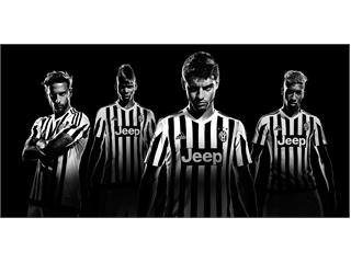 adidas and Juventus unveil the home and away kits for the 2015/16 season