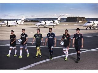Football Giants Touch Down in Marseille for adidas #BETHEDIFFERENCE World Final