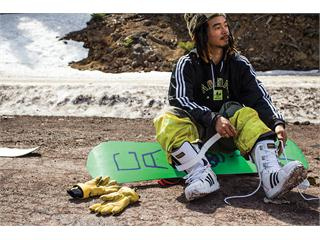 adidas Snowboarding Superstar SNOW BOOT