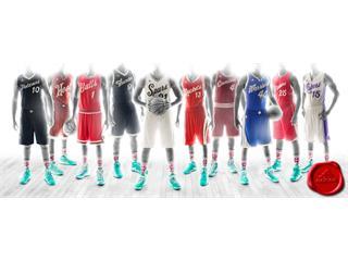 adidas и NBA представили комплекты формы для рождественских матчей